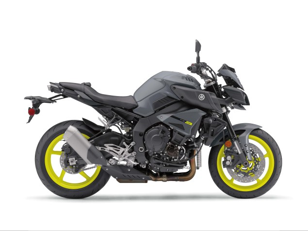 """MTN1000 MT-10 FZ-10 USA CAN 2017"""