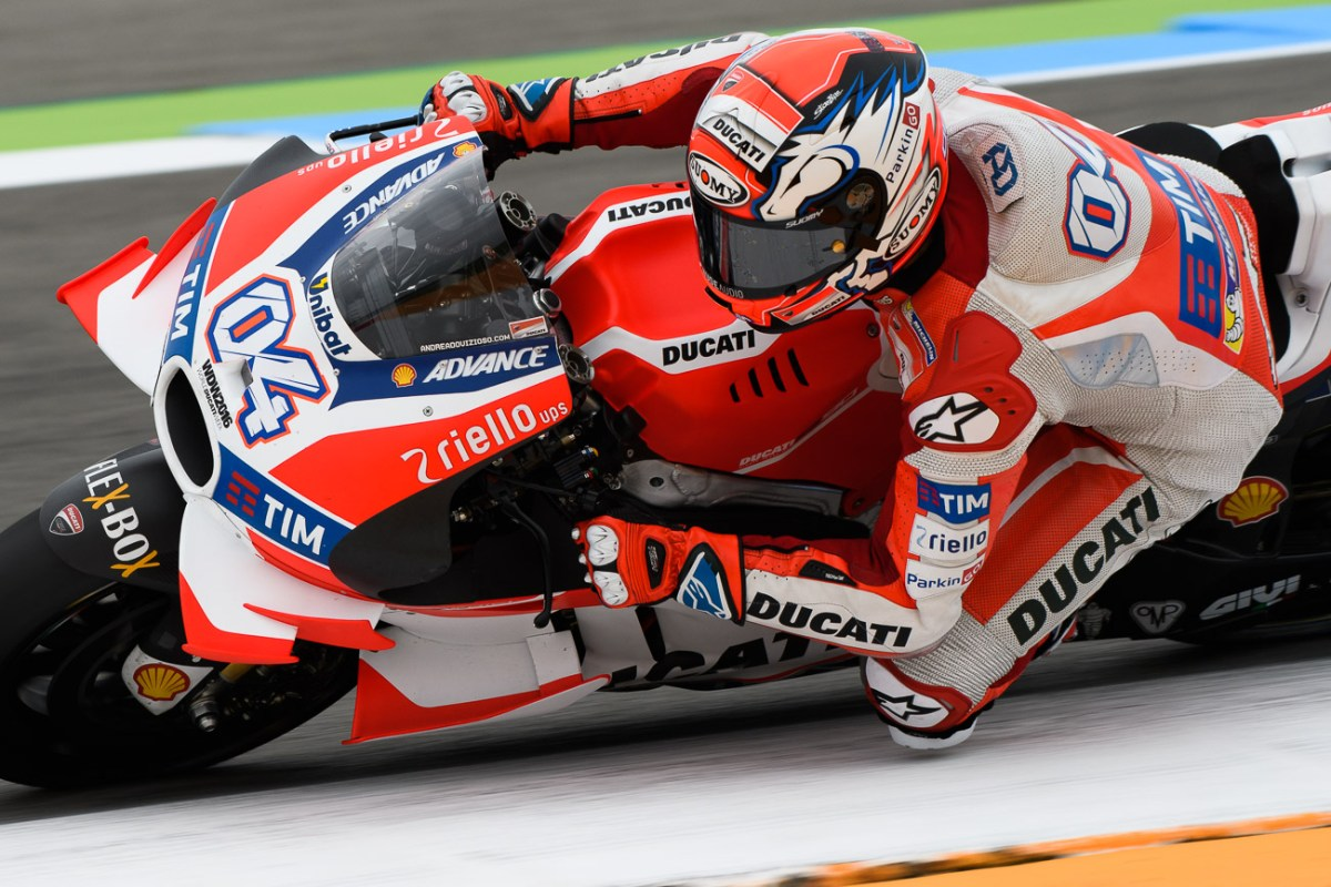 MotoGP Qualifying Results from Assen