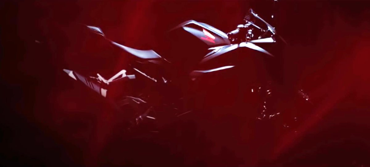 First Teaser of the 2017 Honda CBR250RR Appears