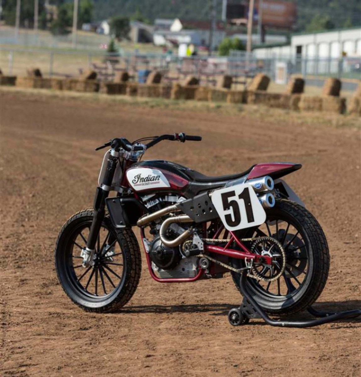"Indian Announces Its New Flat Track ""Wrecking Crew"" with Bryan Smith, Brad Baker, and Jared Mees"