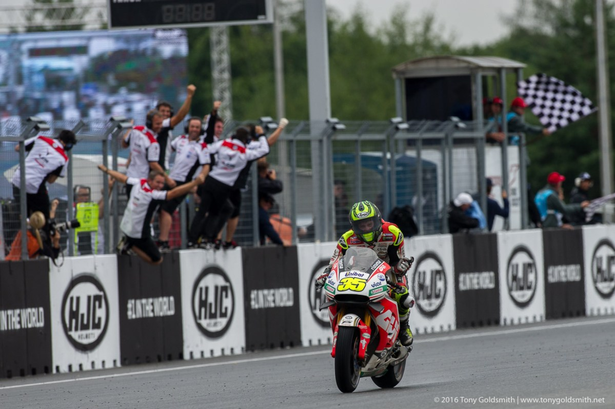 Brno MotoGP Photos - Sunday by Tony Goldsmith