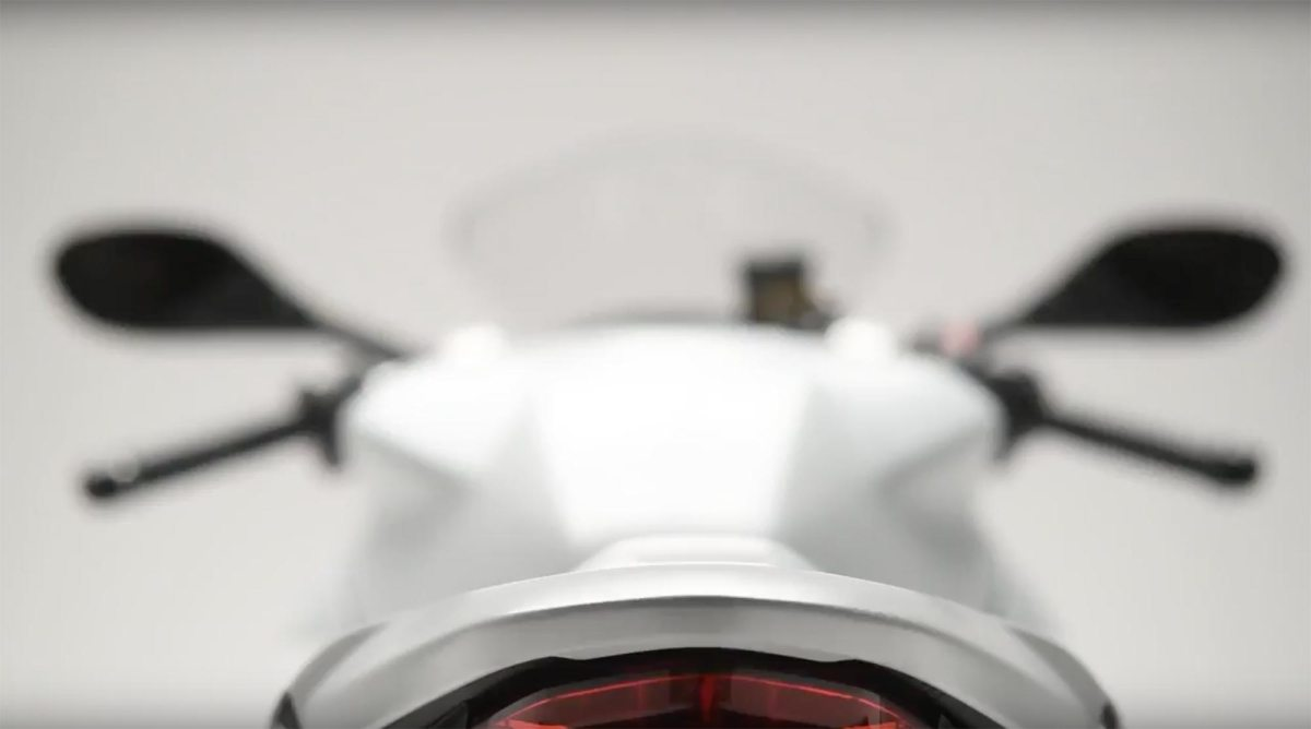 The Ducati SuperSport Gets Teased Ahead of INTERMOT