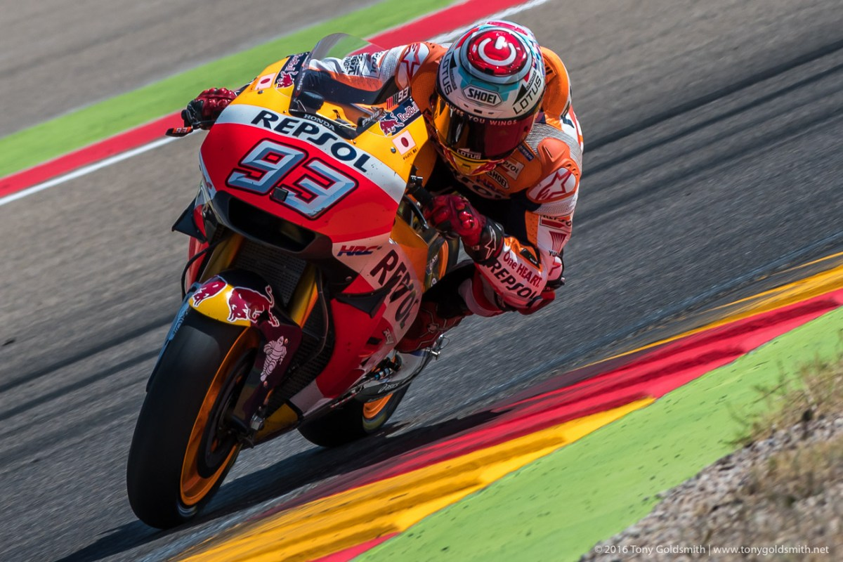 MotoGP Race Results from Aragon