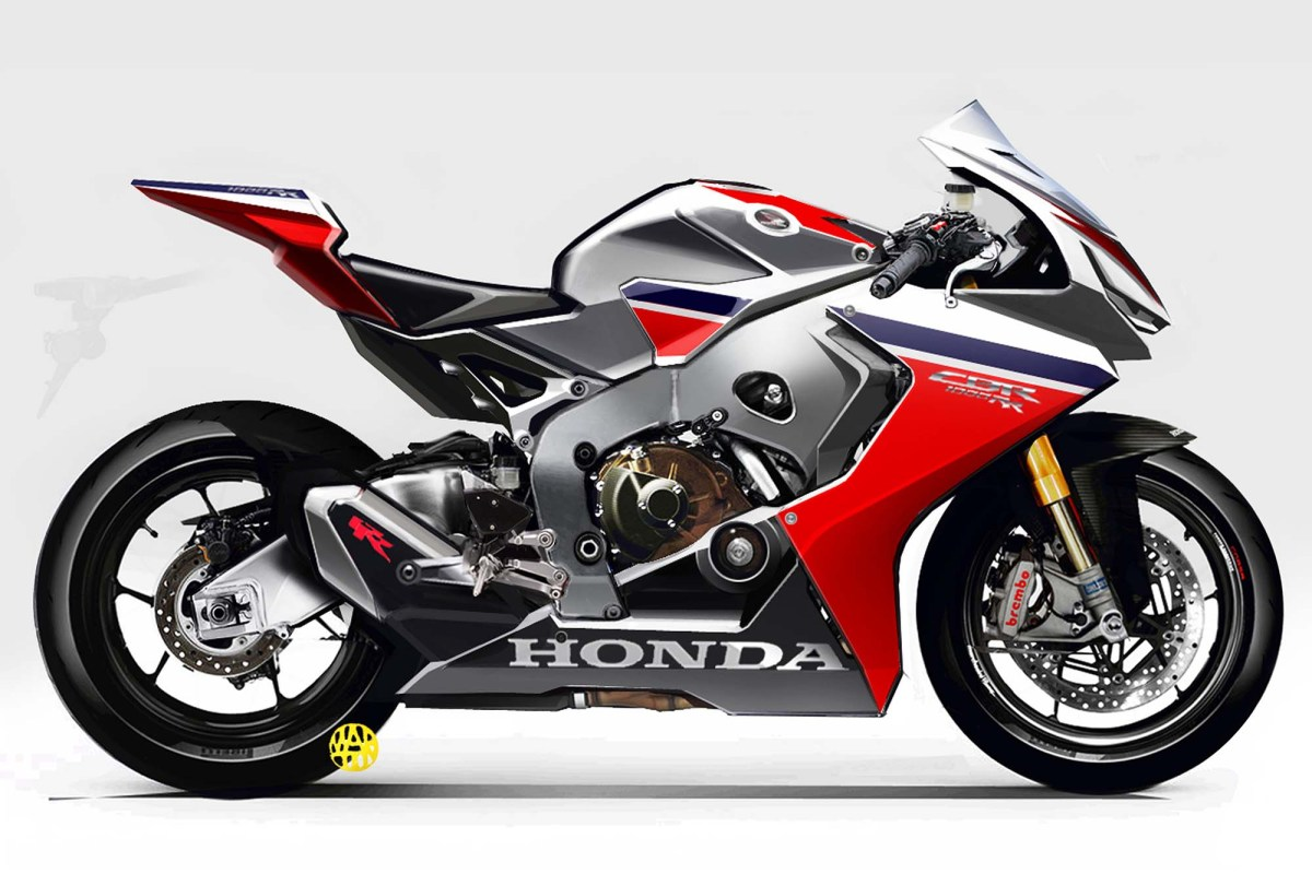 Some More Info About the 2017 Honda CBR1000RR