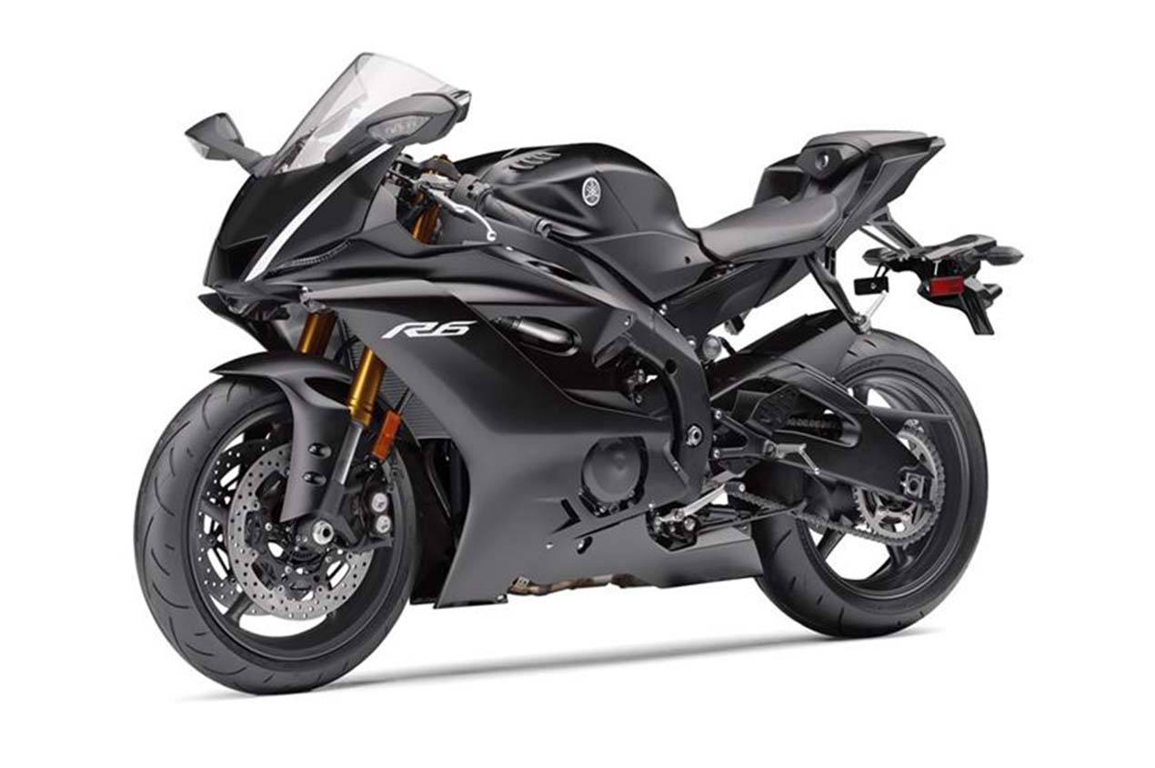 2017 Yamaha Yzf R6 Gets Abs Traction Control Amp More