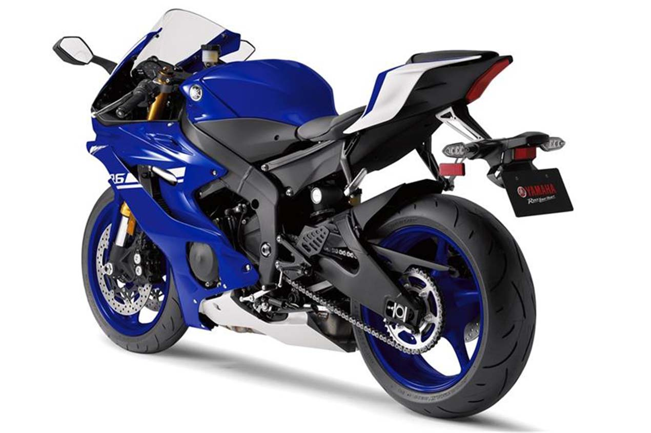 2017 yamaha yzf r6 gets abs traction control more for Yamaha r6 motorcycle