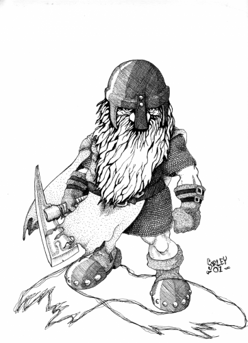 Anjan Dwarf