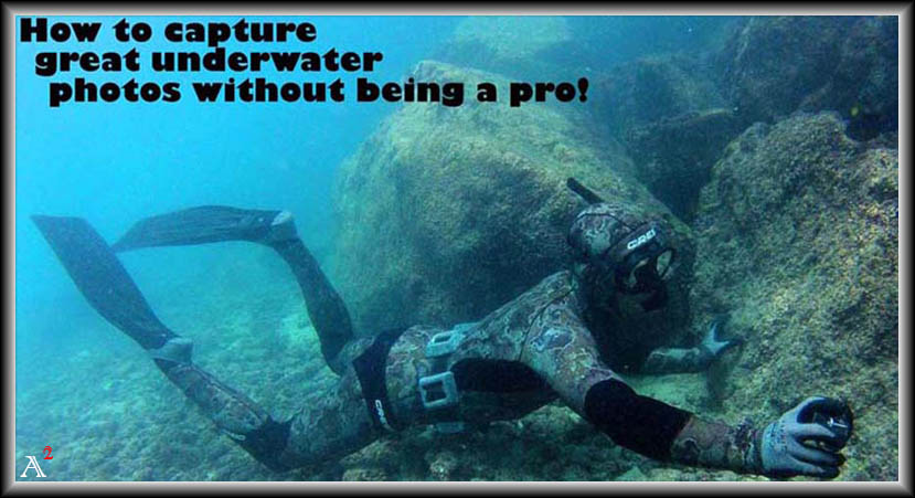 Underwater Photos like a Pro
