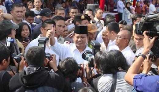 Perbawa Prabowo; Catatan Kesaksian Seorang Wartawan