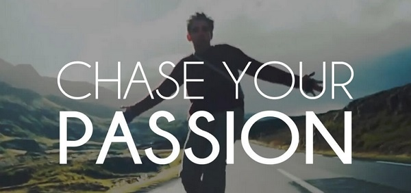 Blogging Follow Your Passion