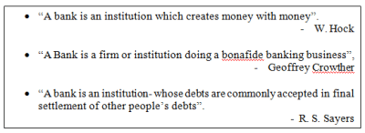 Assignment on Role of Banking in Bangladesh - Assignment Point