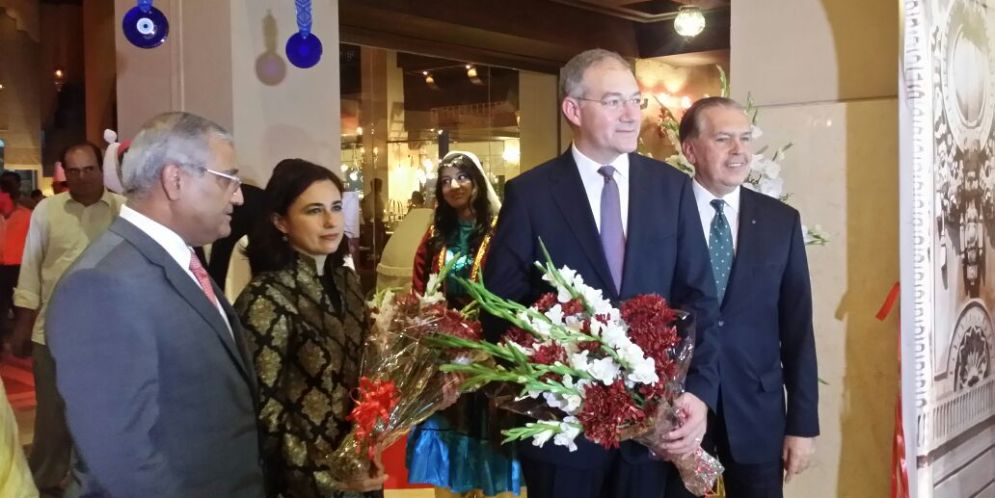Turkish food and art festival inaugurated in Islamabad
