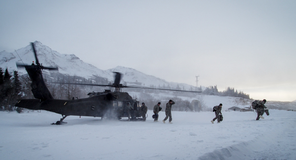 UNDERSTANDING UNITED STATES MILITARY DEPLOYMENT IN ARCTIC REGION