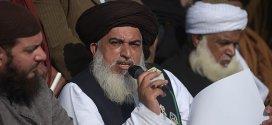 ATC orders arrest of TLP chief Khadim Rizvi, others in Faizabad sit-in case