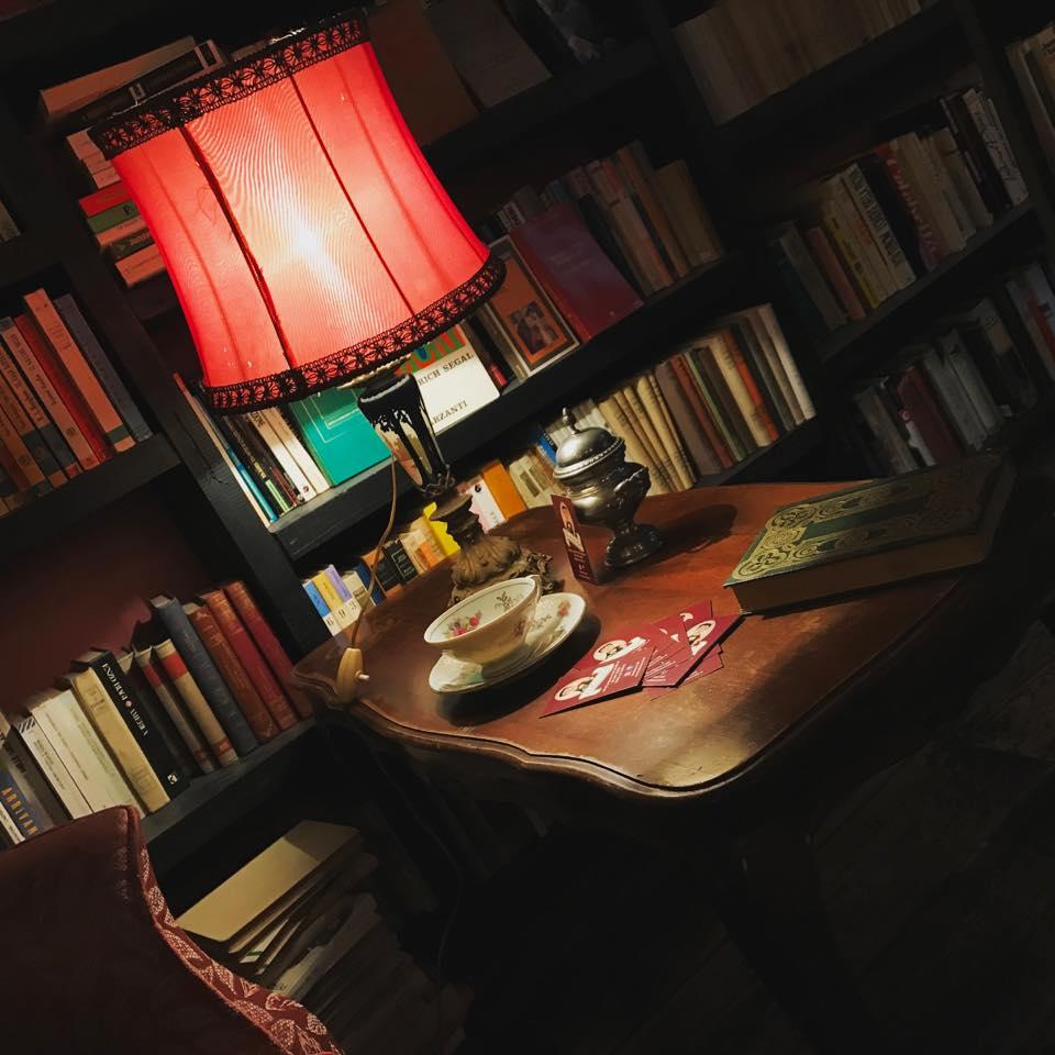 Domani a La Spezia verrà inaugurato un Caffè Letterario!