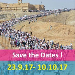 Le Donne marciano per la PACE in Israele dal 23/9