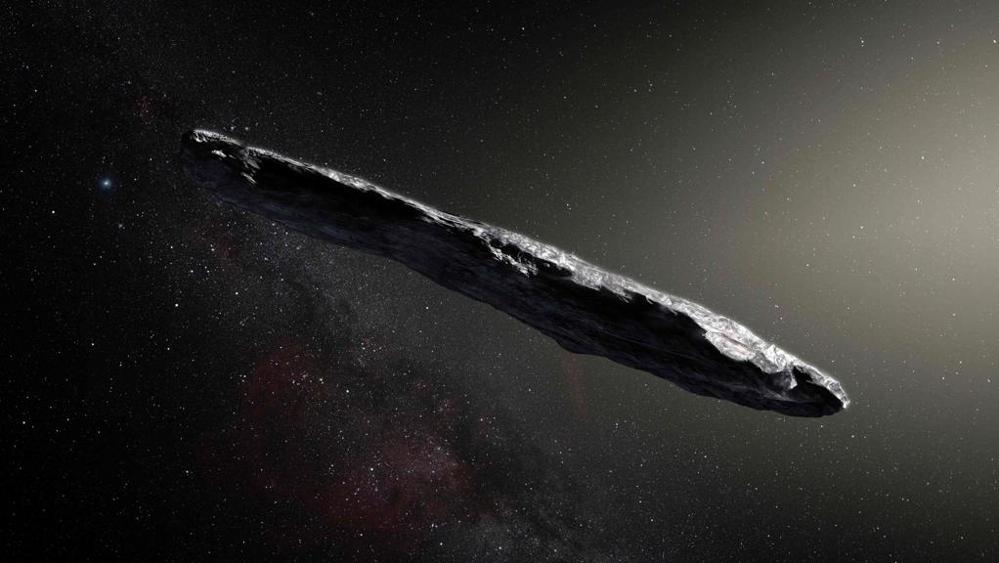 """Appena sfiorati da un asteroide """"Messaggero"""", ancora una volta salvi…"""