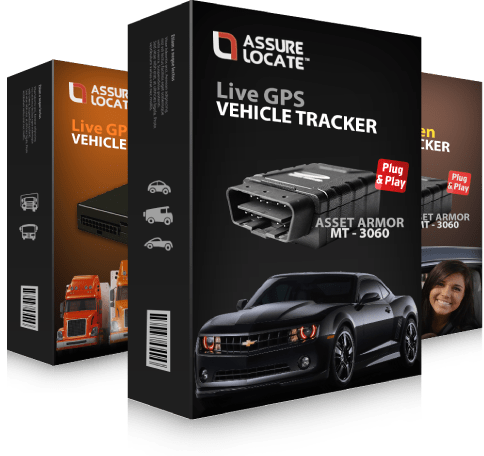 Assure Locate all GPS units products