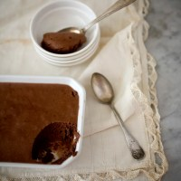 Chocolate Mousse {No Cream}