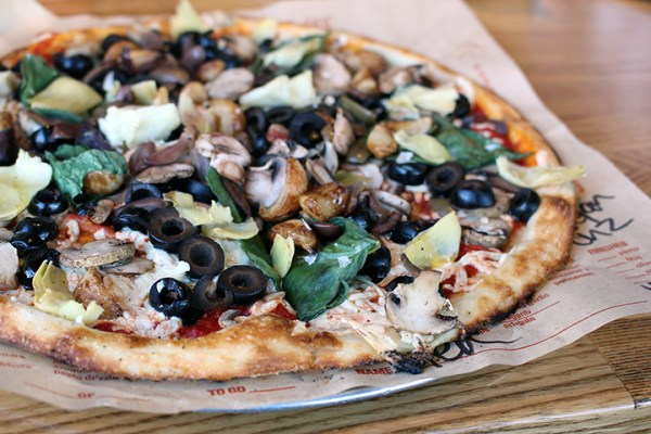 Where to Eat Vegan: Blaze, Fremont