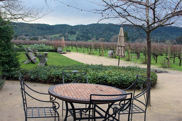 o brien winery in napa