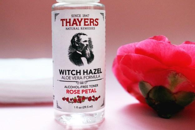 THAYERS witch hazel med shot