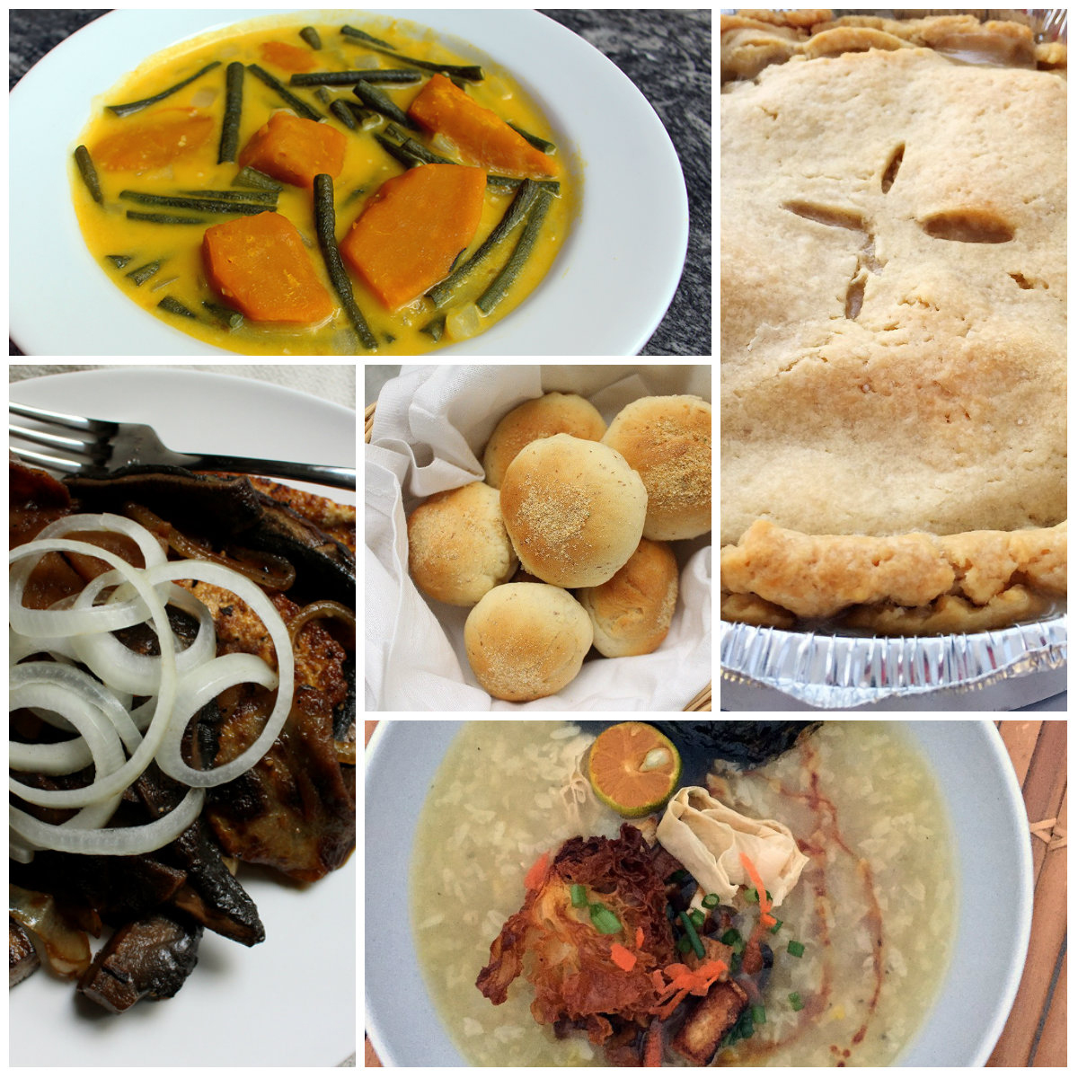 5 Vegan Filipino Dishes for Thanksgiving