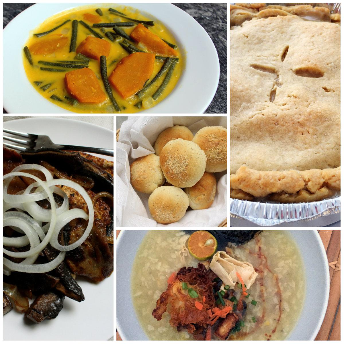 5 Vegan Filipino Dishes for Thanksgiving