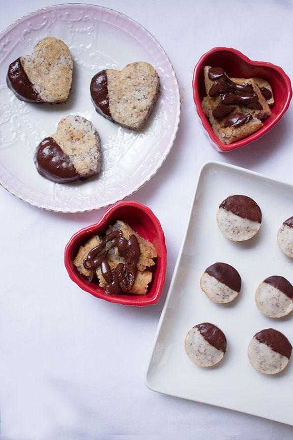 Easy Vegan Bibingka Bites Dipped in Chocolate