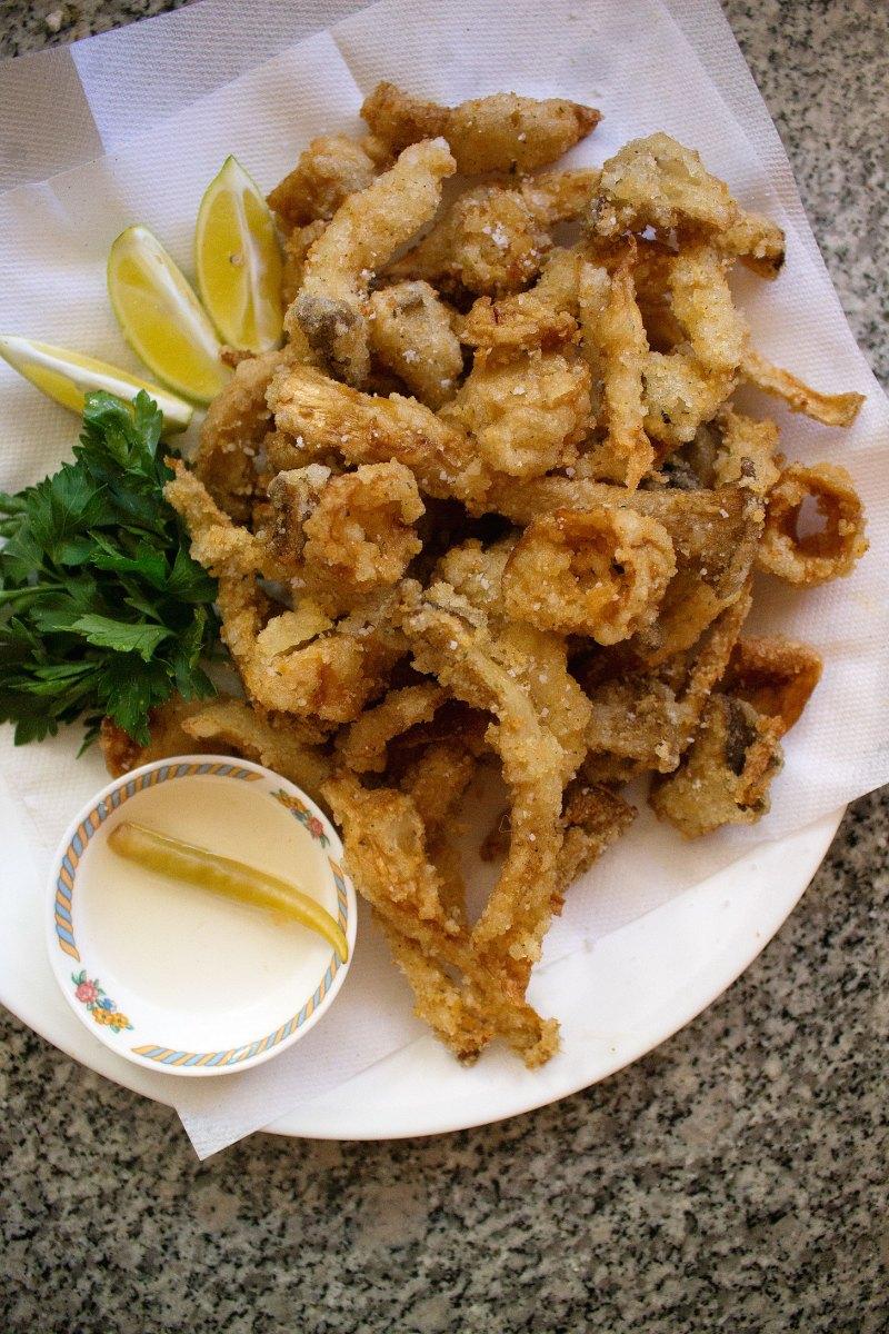 Vegan Calamari (Astig 2.0)