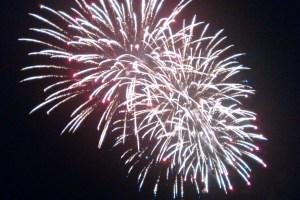 Fuegos Artificiales Santa Marta 2016