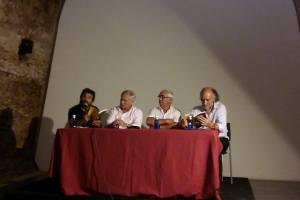 Presentación de 'La Cepeda de Teresa' en La Ergástula. / AF.