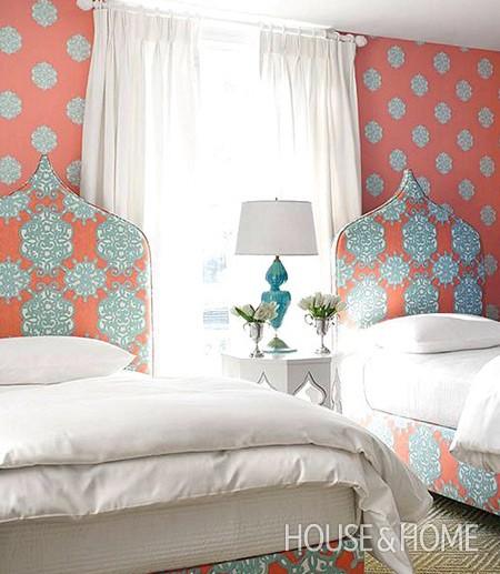 ivanka wallapper & fabric, house & home