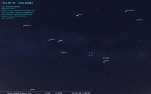 M71 3 locatie