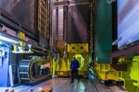 De LHCb bij CERN in Genève