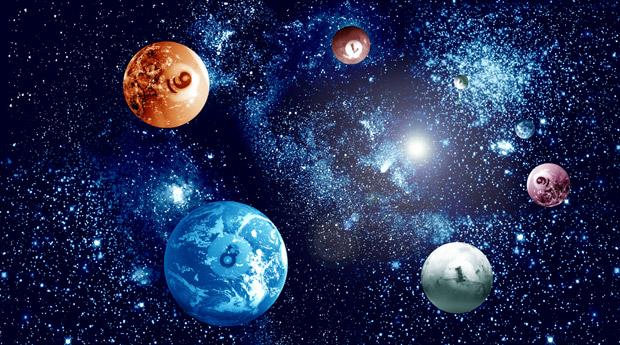 Картинки по запросу Планеты на каждый день