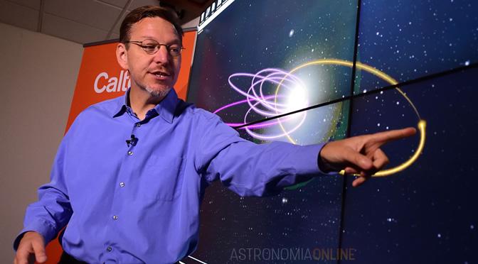 """Primeras reacciones de la comunidad astronómica a la propuesta del """"Planeta Nueve"""""""