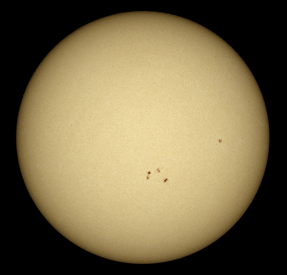 Enchanting Reports Market At Center Sun Taken On November 2013 Solar Telescopes Baader Visual Solar Film Baader Solar Film Filter Three Different Core Images dpreview Baader Solar Film