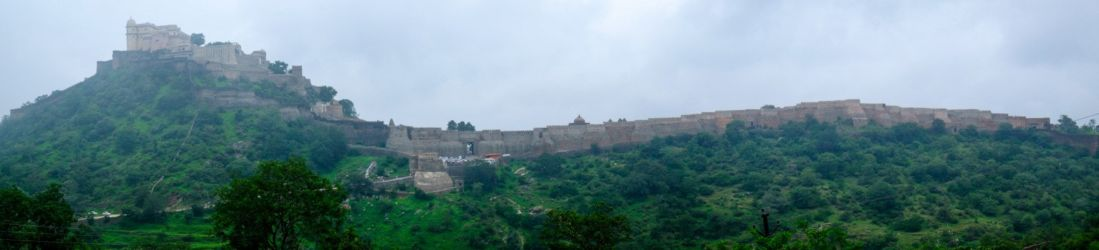 Kumbhal garh Fort
