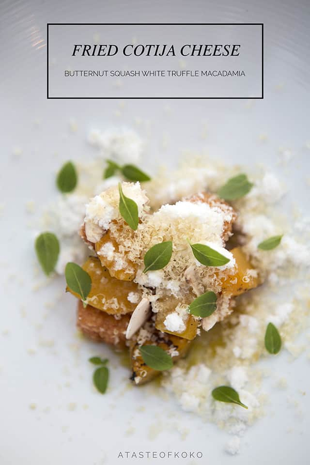 Fried cotija cheese, Mettle