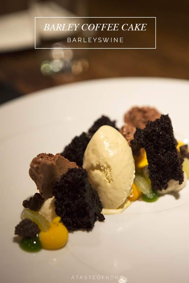 Barley Chocolate Cake, Barley Swine, Austin