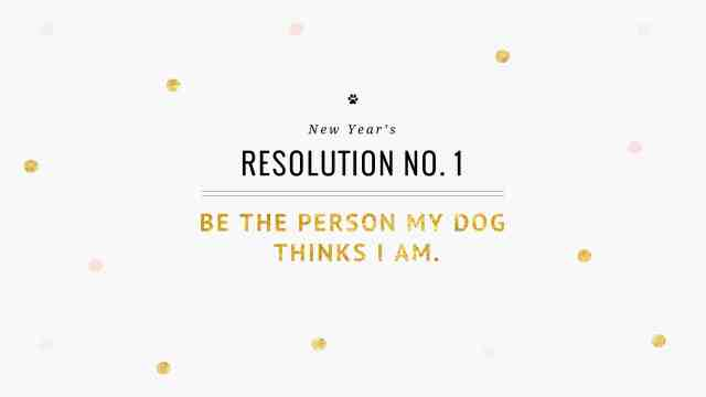 New Year's Resolutions Wallpaper