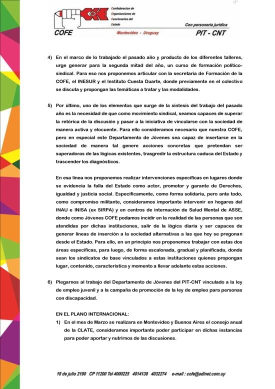Plan de acción 2016- Jóvenes COFE-2