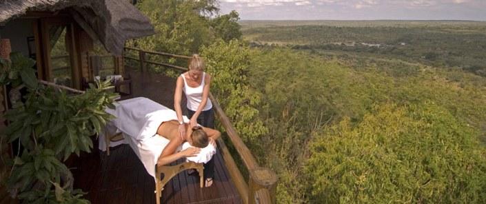 South Africa Luxury Safari - Ulusaba Spa