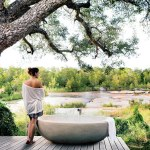 Wellness Safari - Take a bath in the bush