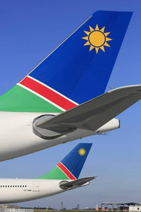 Air Namibia - Tails