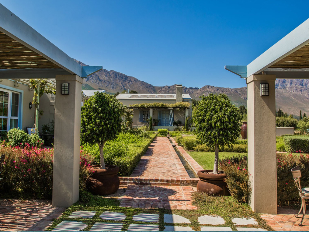 La Carbiere Country House - Franschhoek - South Africa