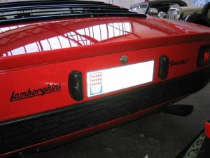 Lamborghini - Rénovation Atelier Automobile Civrieux