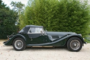 Voiture Morgan - Atelier automobile