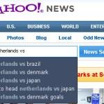 Yahooda en çok neler arandı